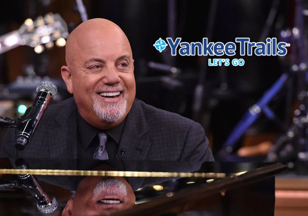 None -  Join Dr. John & Yankee Trails for Billy Joel's 70th Birthday Bash at Madison Square Garden on May 9th!