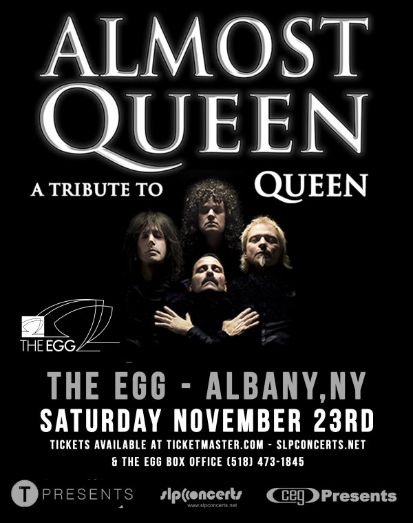 None - Win Tickets to Almost Queen with Big Rig!