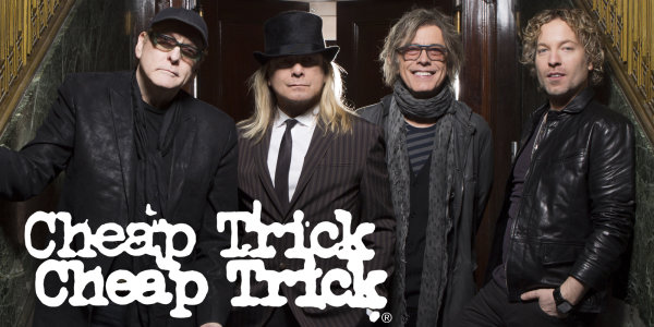 None -  Chance to Win Tickets to Cheap Trick at the Palace Theatre!