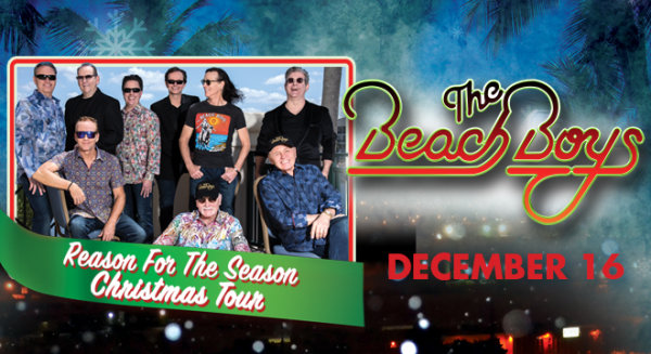 None - Beach Boys Reason for the Season Christmas Tour at the PAC