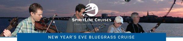 None - Spiritline's New Year's Eve Bluegrass Cruise