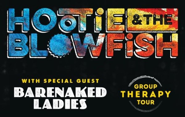 None - Hootie & The Blowfish Group Therapy Tour