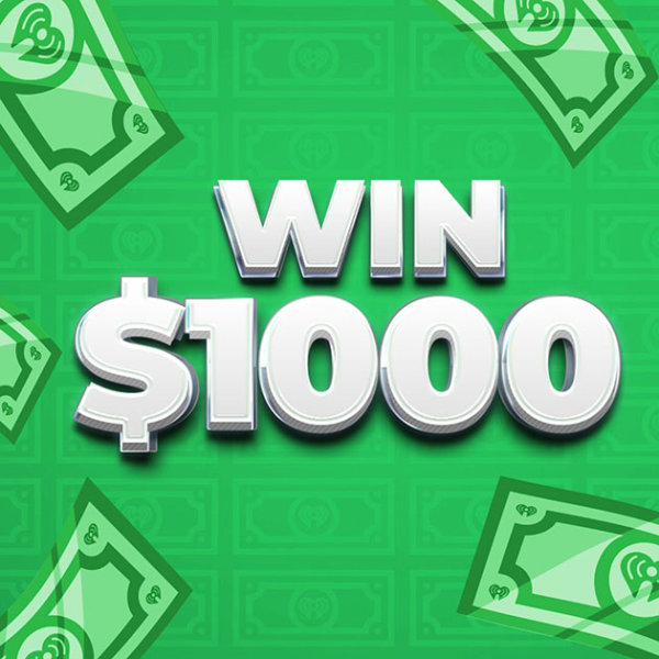 """None - """"Workday Payday"""" 16 chances to win every hour 6am-9pm"""
