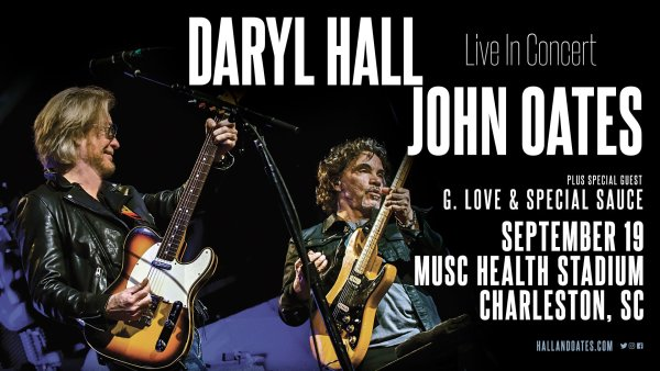 None - Daryl Hall and John Oates