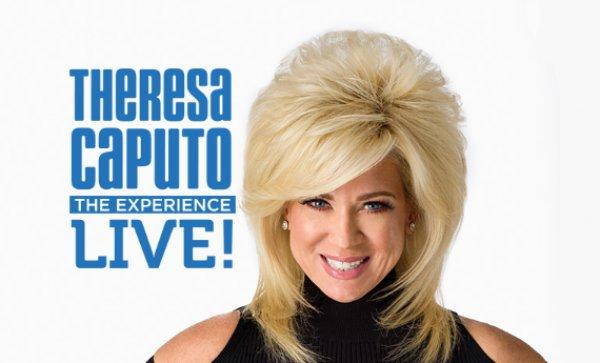 None - Theresa Caputo The Experience LIVE!