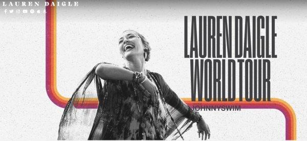 None - Lauren Daigle