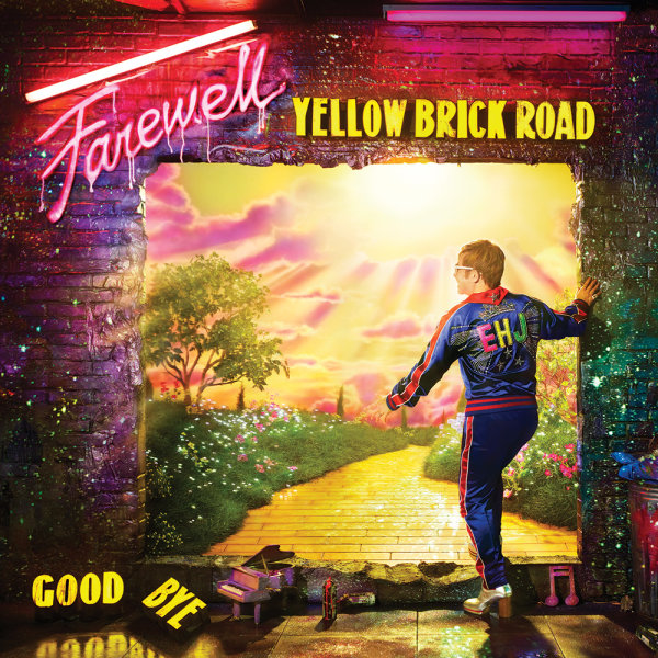 None - Elton John Farewell Yellow Brick Road Tour
