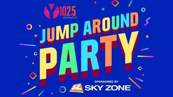None - Sky Zone Jump Around Party