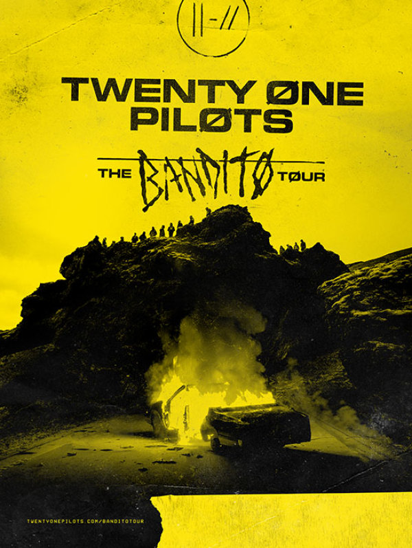 None - Twenty One Pilots - Bandits Tour