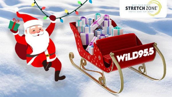 None -  WiLD 95.5's Santa's Sleigh 2018
