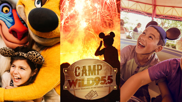 None - Campers Get Your Ears On At Walt Disney World!