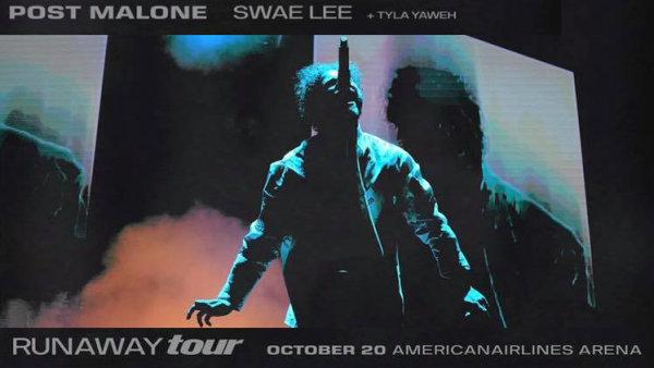 None - Post Malone @ American Airlines Arena