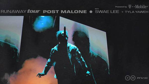 None - Post Malone @ BB&T Center