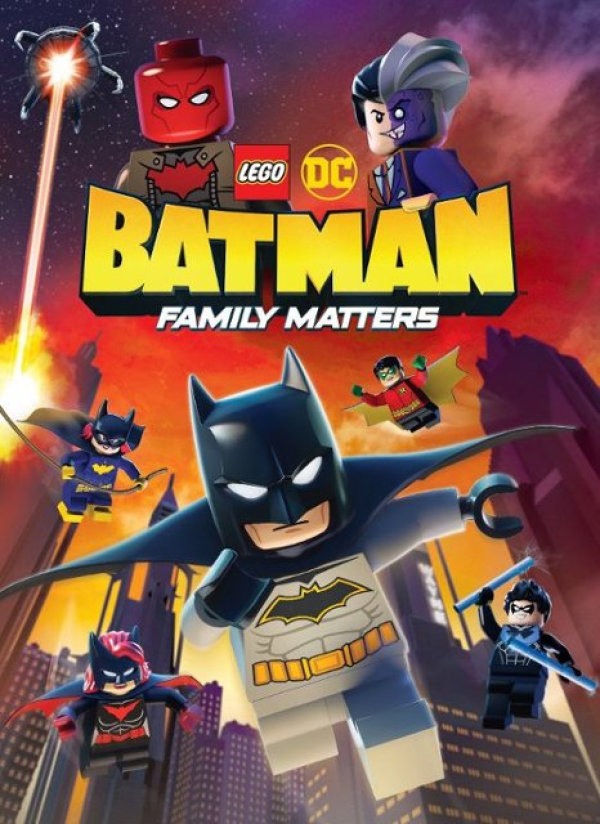 None - LEGO DC: BATMAN: FAMILY MATTERS