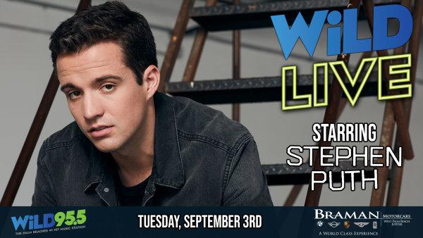 None - WiLD LIVE Starring Stephen Puth