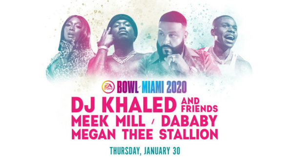 None - DJ Khaled: Super Bowl Music Fest