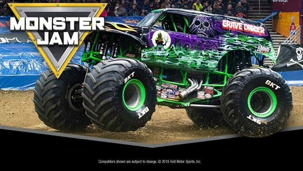 None -   Win Tickets to Monster Jam®!