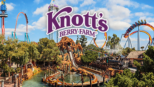 None -   Weekend Giveaway: Win Tickets to Knott's Berry Farm!