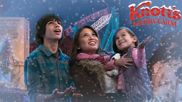 None -   Win Tickets to Knott's Merry Farm!