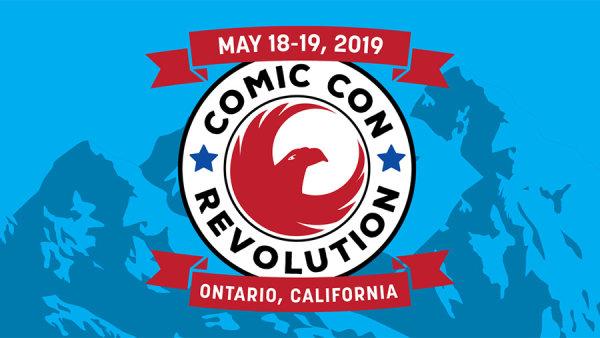 None -   Win Tickets toComic Con Revolution!