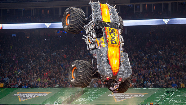 None -   Win Tickets to Monster Jam Triple Threat Series!