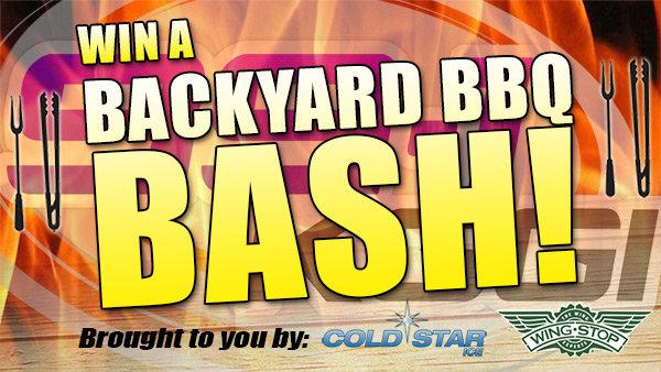 None -   Win a Backyard BBQ Bash!