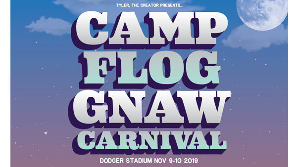 None - Win Your Tickets to Camp Flog Gnaw!