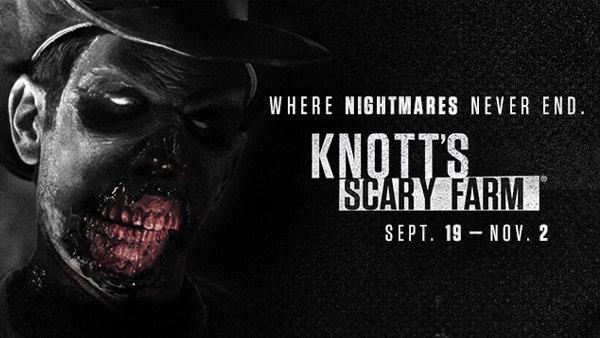 None - Win Tickets to Knott's Scary Farm!