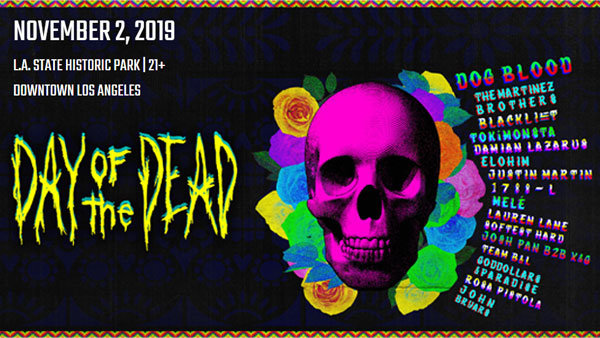 None - Win Tickets to HARD Day of the Dead 2019!