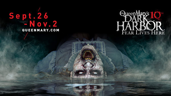 None - Win Tickets to The Queen Mary's Dark Harbor!