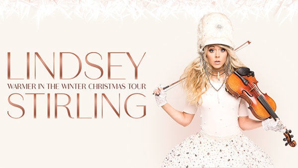None - Win Tickets to See Lindsey Stirling at Toyota Arena!