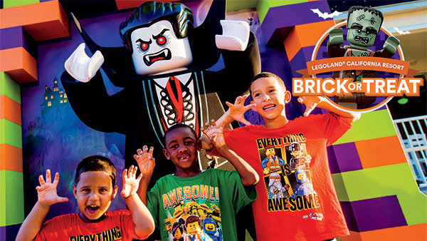 None - Win a 4-Pack of Tickets to LEGOLAND® California Resort!