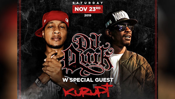 None - Win Tickets to See DJ Quik with Special Guest Kurupt at RMA!