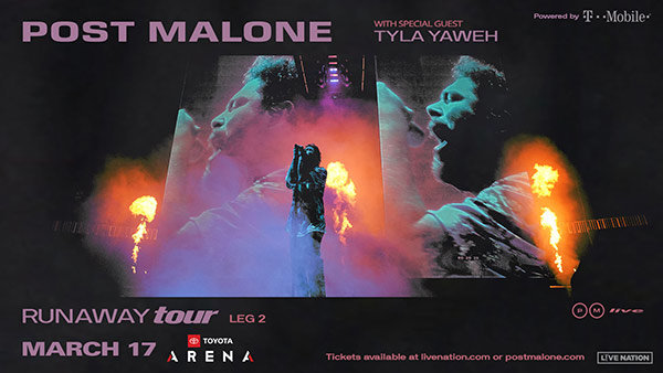 None - Win Tickets to Post Malone's Runaway Tour!