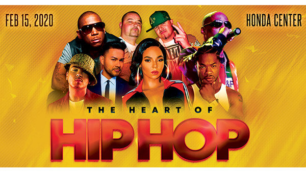 None - Win Tickets to The Heart of Hip Hop!