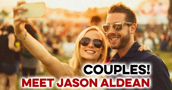 None -  Couples! Win Pit Tickets and a Meet & Greet with Jason Aldean!