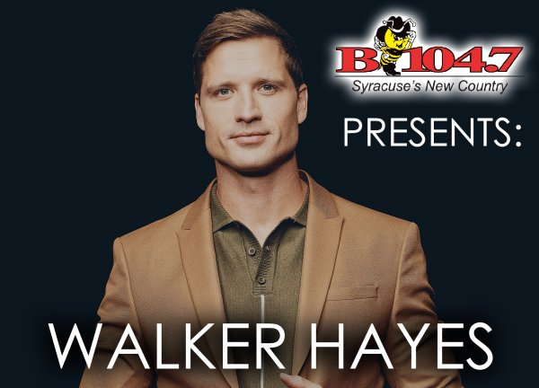 None - Win Tickets and a Meet & Greet with Walker Hayes!