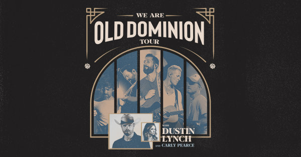 None - Win PIT Tickets to Old Dominion at CMAC!