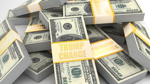 None - Win $1,000 in Trump Change!