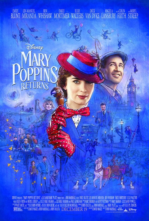 None - Mary Poppins Returns Advance Screening!