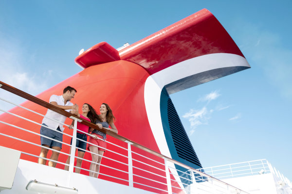 image for Win a Carnival Cruise for two!