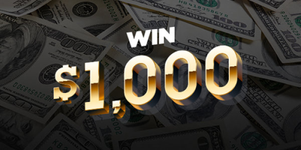 None - Listen for a chance to win $1,000 Every Hour!