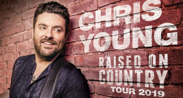 None - Win tickets to see Chris Young at The AMP!