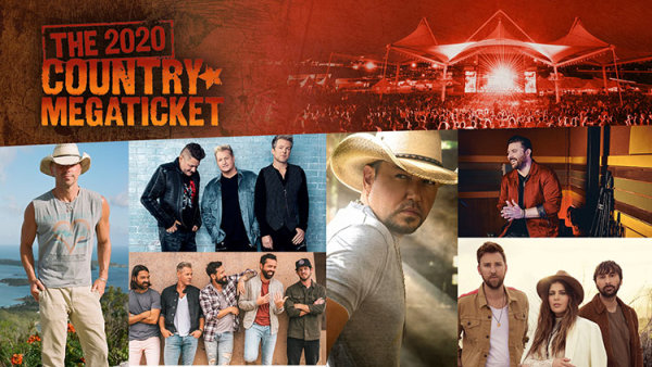 None - Win The 2020 Country Megaticket At The Walmart AMP!