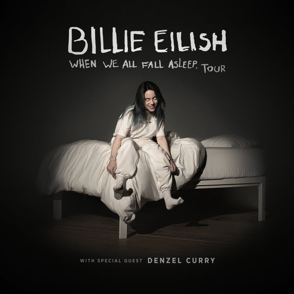 None - Enter to Win Tickets to see Billie Eilish!