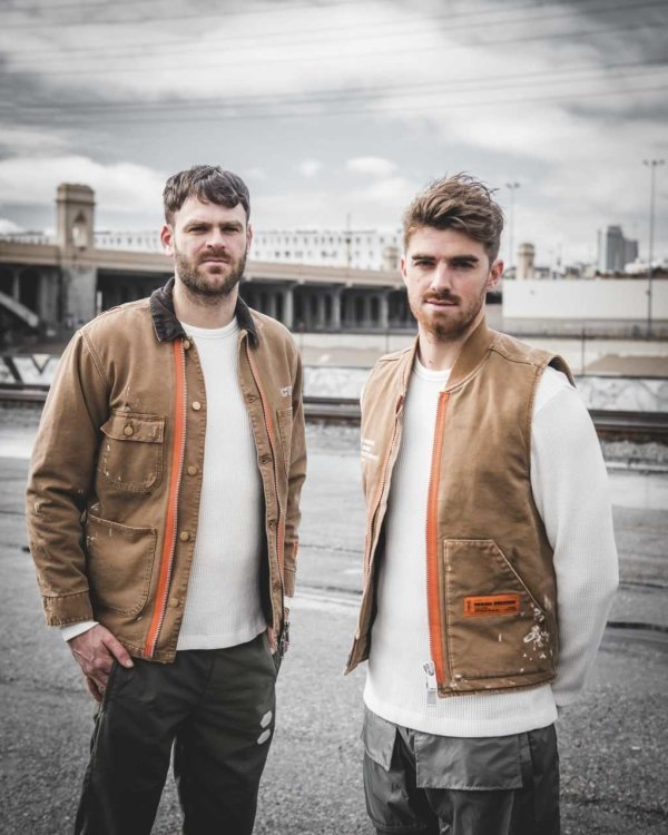 None - Win The Chainsmokers Tickets!
