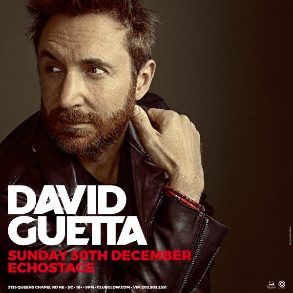 None - Win tickets to see David Guetta!