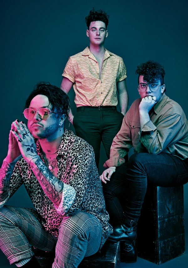 None - Listen to Win A New Year's Eve Getaway For Two To New York City With lovelytheband!
