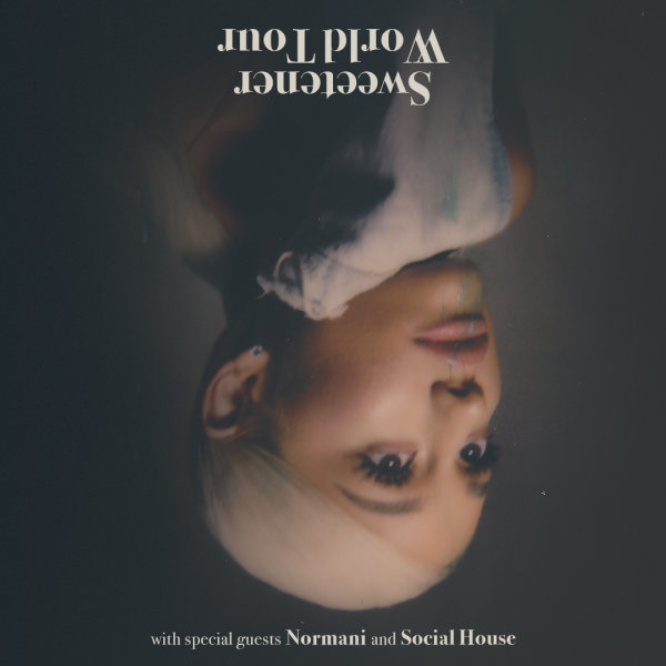None - Enter to Win Tickets To See Ariana Grande!