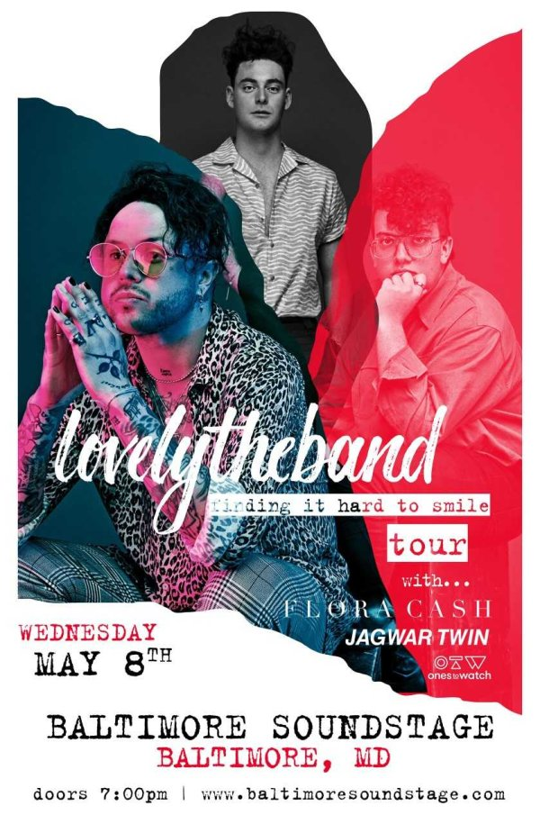 None - Win lovelytheband Tickets!